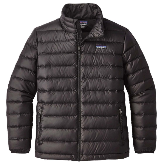 Patagonia Down Sweater Jr - Black