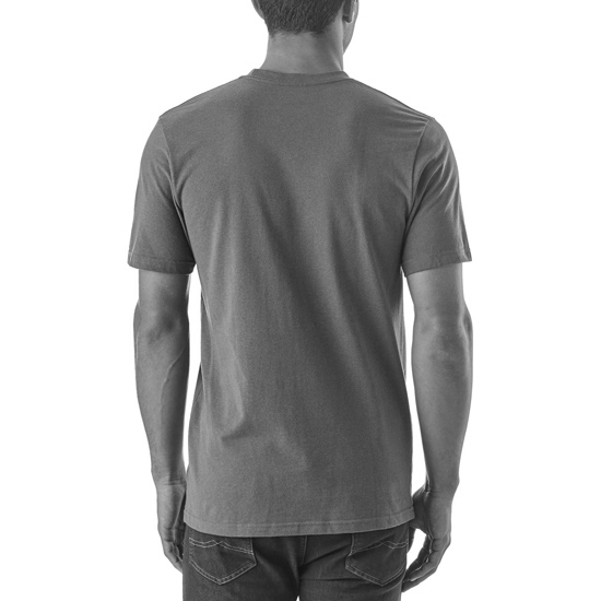 Patagonia Live Simply Power Resp-Tee - Photo of detail