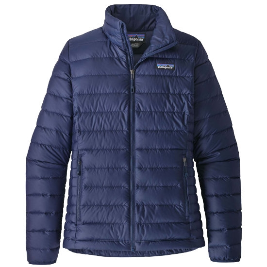 Patagonia Down Sweater W - Classic Navy
