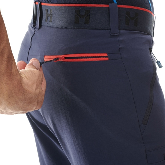 Millet Trilogy One Cordura Pant - Photo of detail