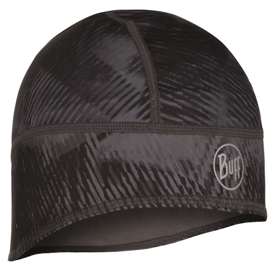 Buff Windproof Tech Fleece Hat - Urban Black