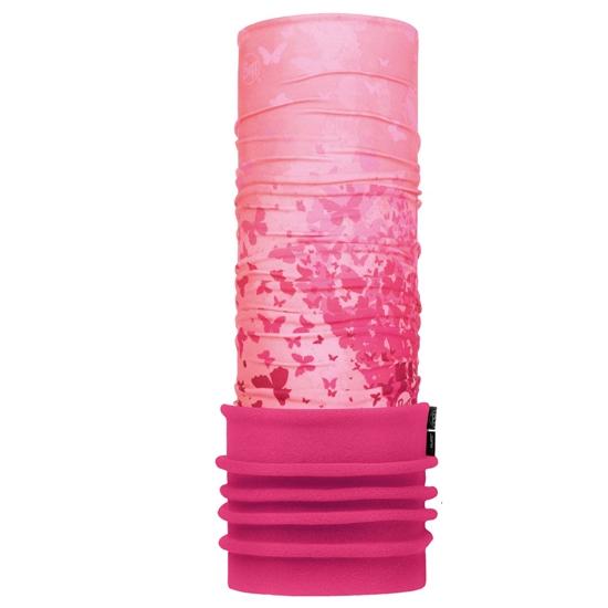 Buff Polar Kids - Pink/Bright Pink