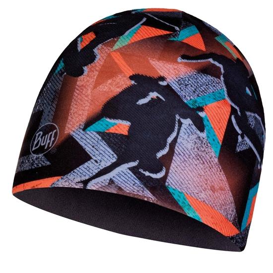 Buff Microfiber & Polar Hat Jr - Flip Multi