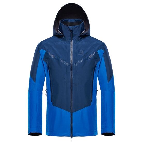 Black Yak Kuri Jacket - Snorkel Blue