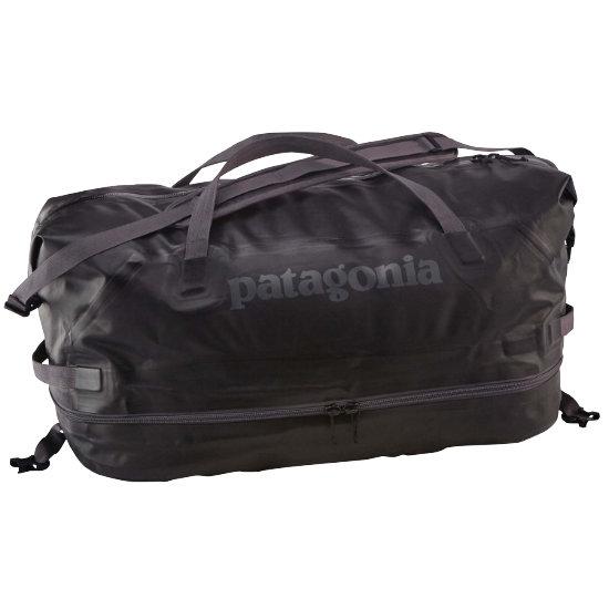 Patagonia Stormfront Wet/Dry Duffel - Black