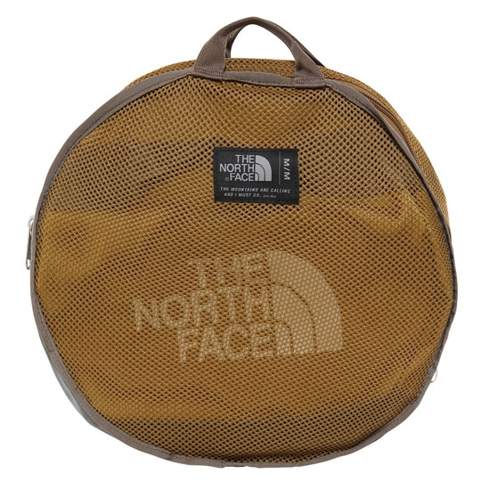 The North Face Base Camp Duffel M - Photo of detail