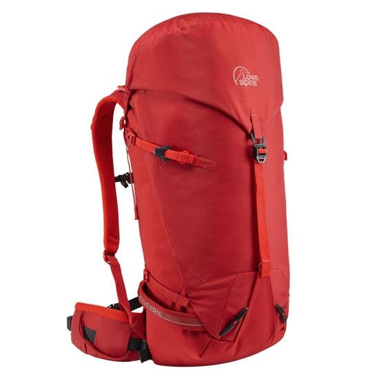 Lowe Alpine Halcyon 35:40 - Haute Red
