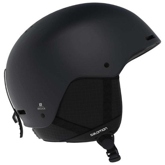 Salomon Helmet Brigade Black - Black