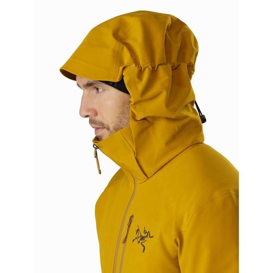 Arc'teryx Cassiar Jacket - Detail Foto