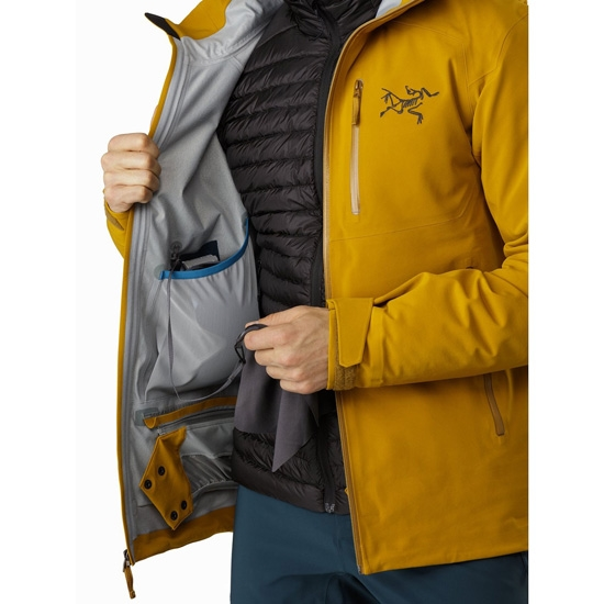 Arc'teryx Cassiar Jacket - Photo of detail