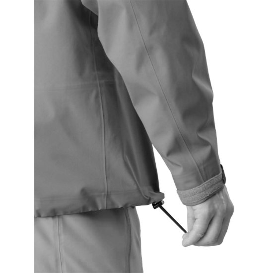 Arc'teryx Sabre Ar Jacket - Photo of detail