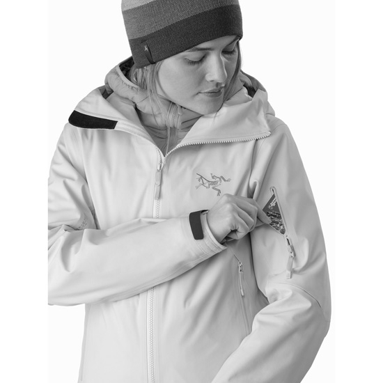Arc'teryx Sentinel AR Jacket W - Photo of detail
