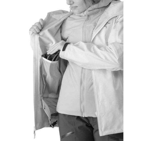 Arc'teryx Sentinel AR Jacket W - Photo of detail