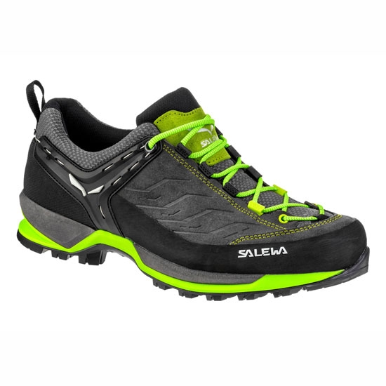 Mens Salewa Ms Mtn Trainer Walking Shoes Ombre Blue