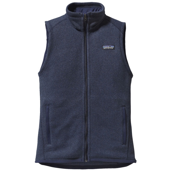 Patagonia Better Sweater Vest W - Classic Navy