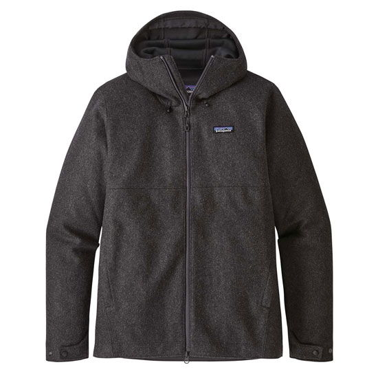Patagonia Recycled Wool Jacket - Forge Grey