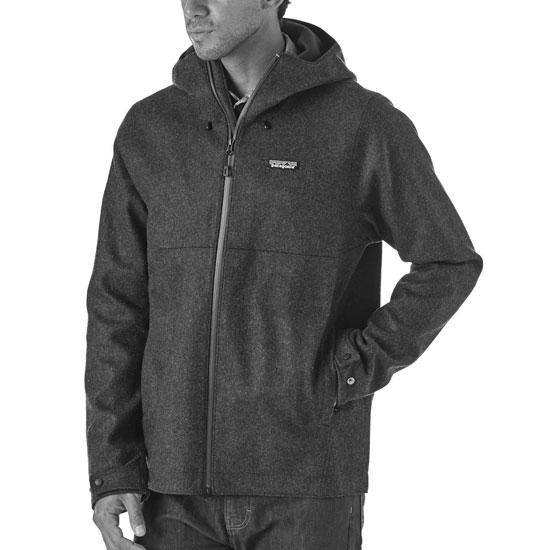 Patagonia Recycled Wool Jacket - Photo of detail