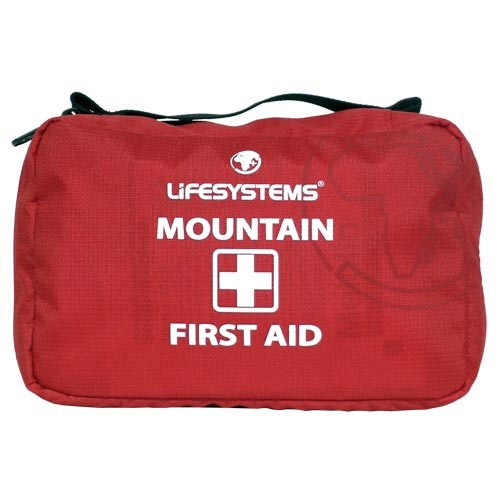 Lifesystems Mountain First Aid Kit -