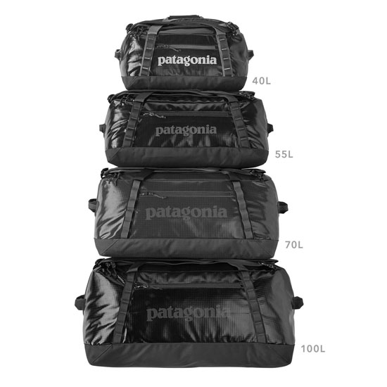 Patagonia Black Hole Duffel 70L - Photo of detail