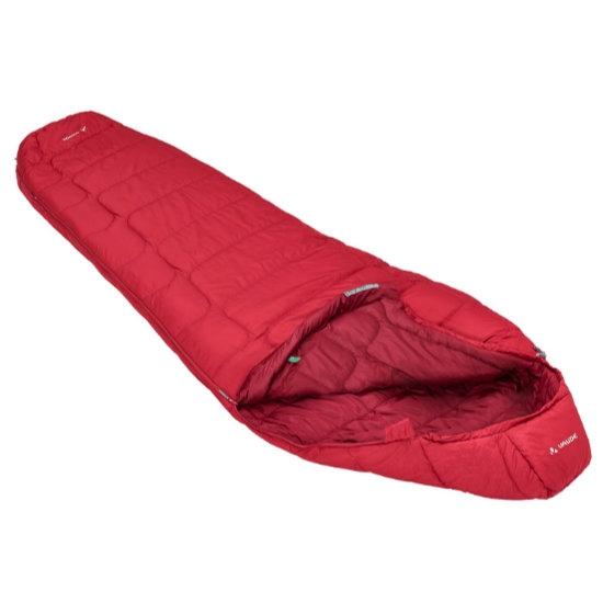 Saco de Dormir Color Dark Indian Red Talla 800 S VAUDE Sioux 800 S Syn
