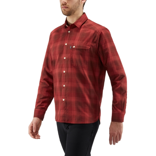 Haglöfs Tarn Flannell Shirt Men - Photo de détail