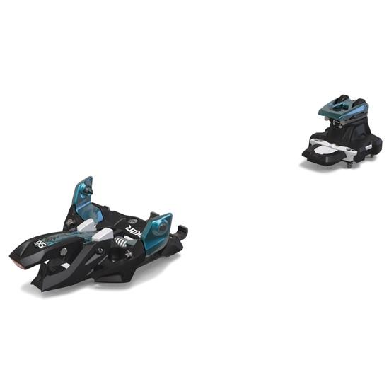Marker Alpinist 9 - Black/Turquoise