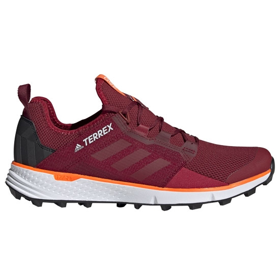 Adidas Terrex Speed LD - Collegiate Burgundy/Solar Orange/Solar Orange