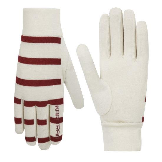 Kari Traa Maske Glove W - White