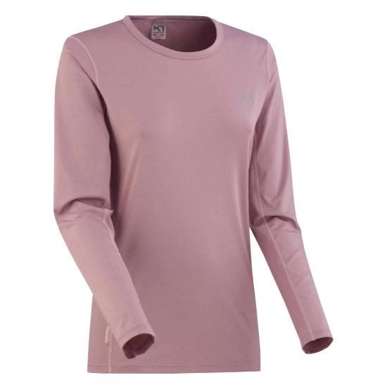 Kari Traa Nora T-Shirt W - Petal