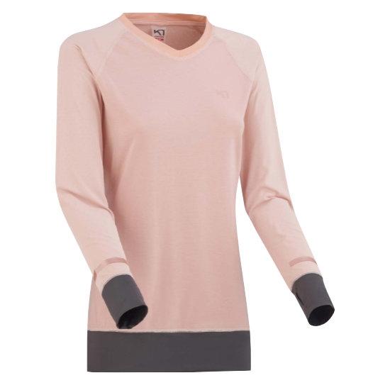 Kari Traa Sigrun T-Shirt W - Pale