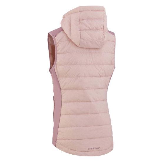 Kari Traa Eva Hybrid Vest W - Photo of detail