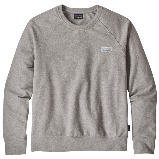 Patagonia Pastel P-6 Label Ahnya Crew Sweatshirt - Drifter