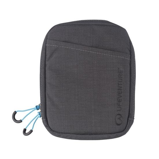 Lifeventure RFID Travel Neck Pouch - Grey