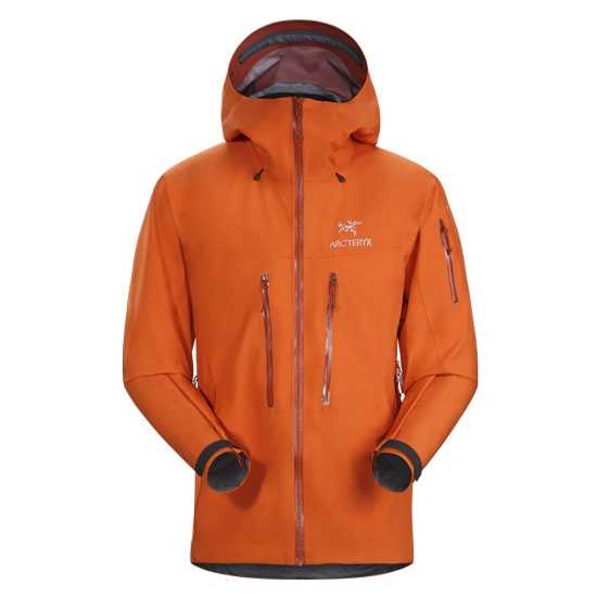 Arc'teryx Alpha SV Jacket - Trail Blaze