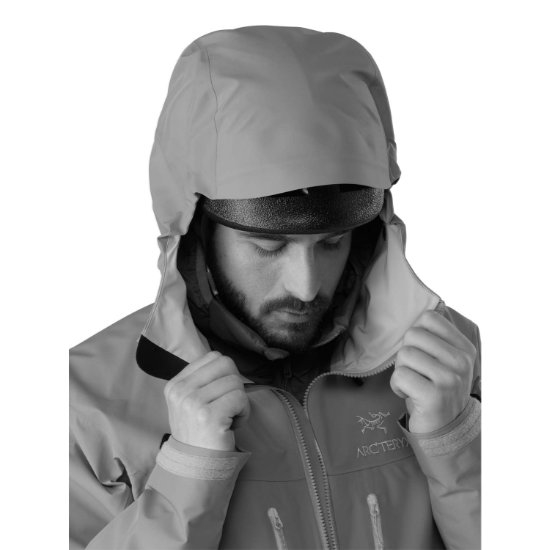 Arc'teryx Alpha SV Jacket - Photo de détail