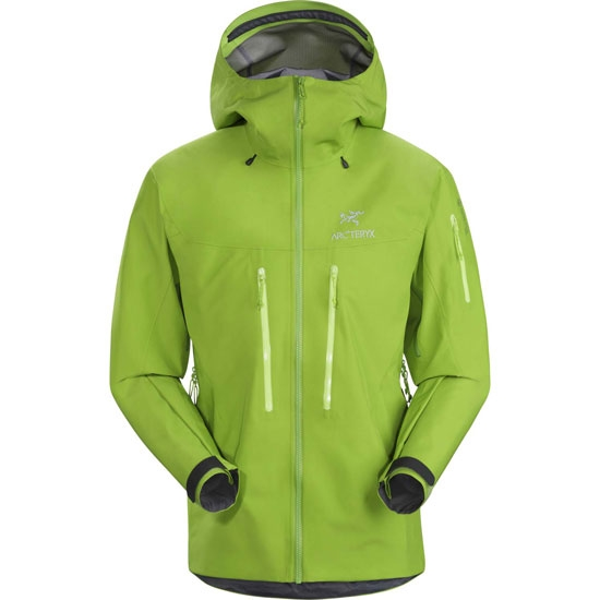 Arc'teryx Alpha SV Jacket - Utopia
