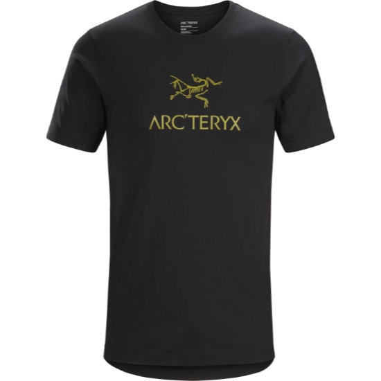 Arc'teryx ArcWord T-Shirt SS - 24K Black