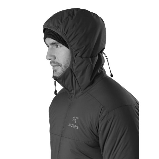 Arc'teryx Atom AR Hoody - Photo of detail