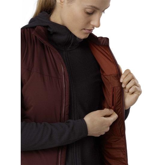 Arc'teryx Atom LT Vest W - Photo of detail