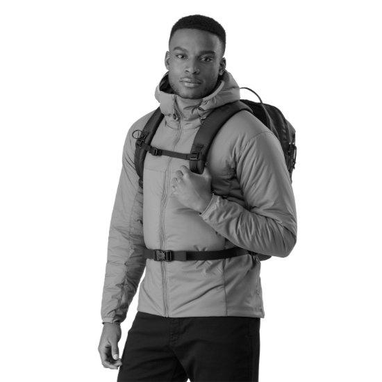 Arc'teryx Atom LT Hoody - Photo of detail