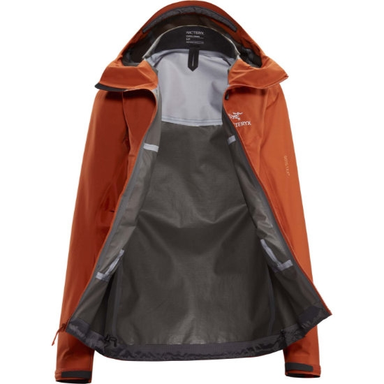 Arc'teryx Beta SL Hybrid Jacket W - Detail Foto