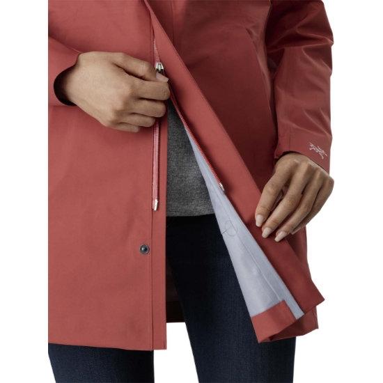 Arc'teryx Codetta Coat W - Photo of detail