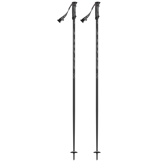 Scott Metric Pole - Black