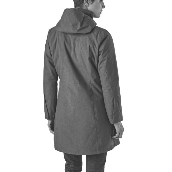 Patagonia Vosque 3-in-1 Parka W - Photo of detail