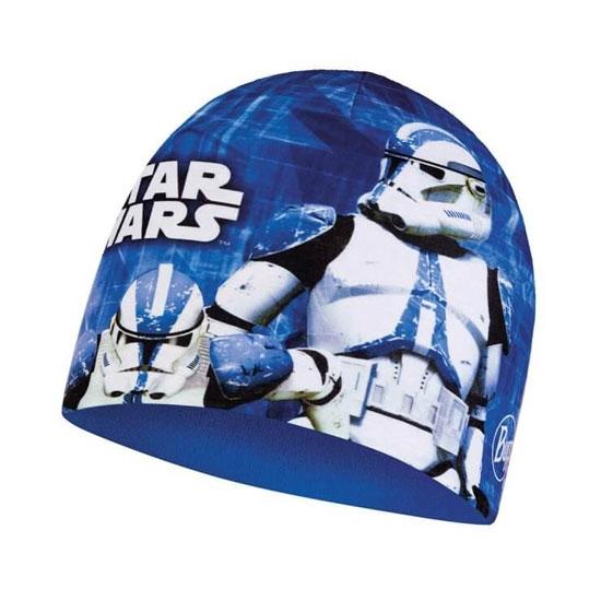 Buff Microfiber & Polar Hat Jr - Clone Blue