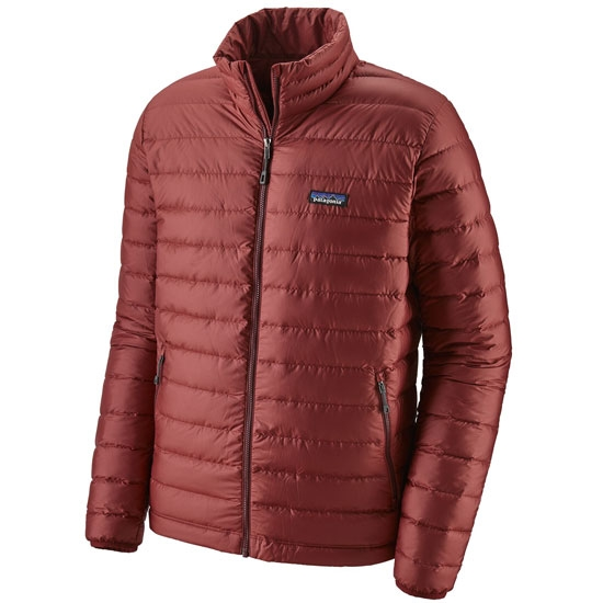 Patagonia Down Sweater - Oxide Red