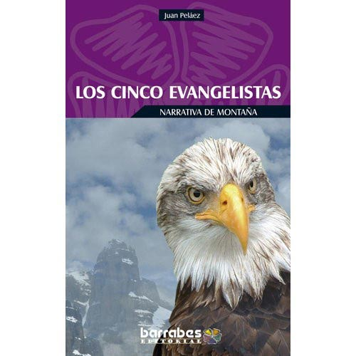 Barrabés Editorial Los cinco evangelistas -