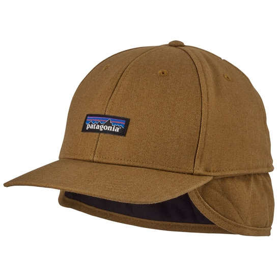 Patagonia Insulated Tid Shed Cap - Coriander Brown