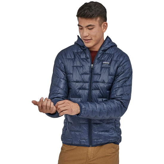 Patagonia Micro Puff Hoody - Photo de détail