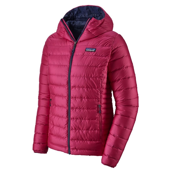 Patagonia Down Sweater Hoody W - Craft Pink w/Classic